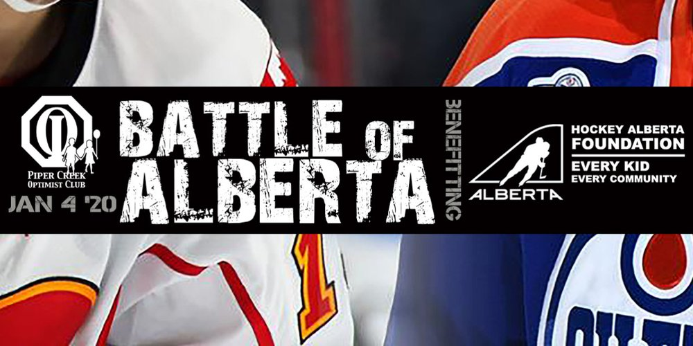 Red Deer Battle of Alberta Fundraiser at Bo's Bar & Stage